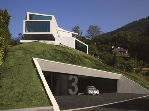 porsche architecture
