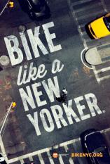 bike like a newyorker