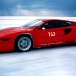 Ferrari preparée par Lotec