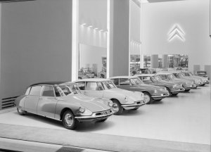 Citroen DS Salon 1959