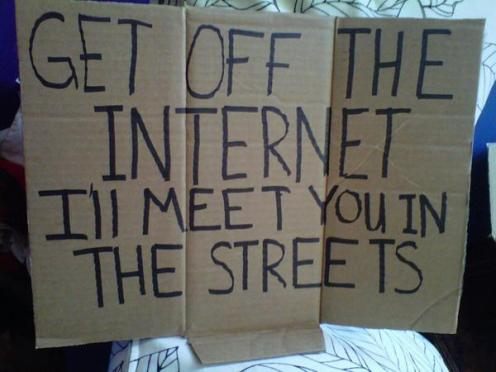 get of the internet
