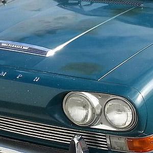 Triumph 2000 2500