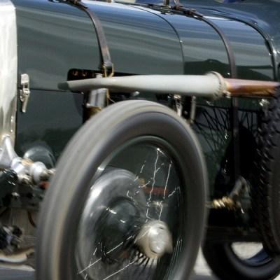 Aston Martin Pre War