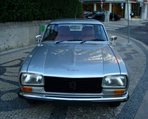 PEUGEOT 304 COUPE 12