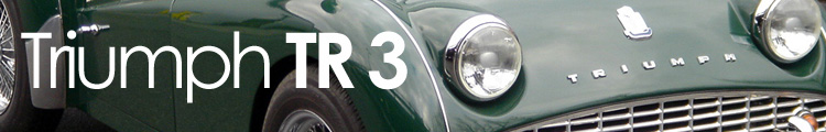tr3 Triumph