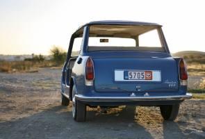 austin 850 beach car 4