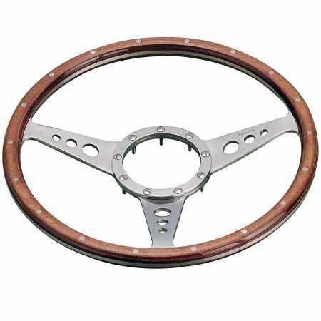 Volant Moto-lita bois MKIII