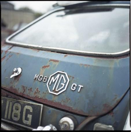 Rusty BGT