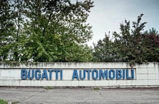 entree bugatti