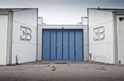 porte usine