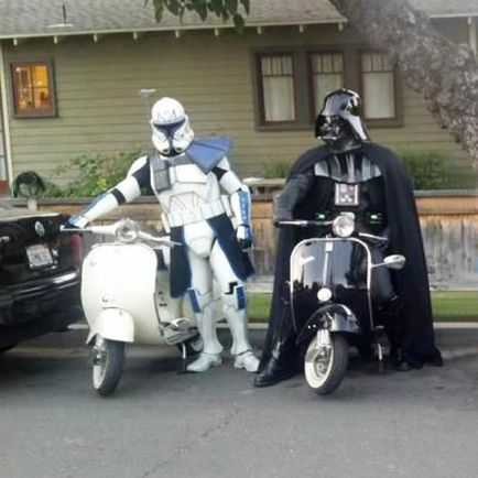 other side of the force
