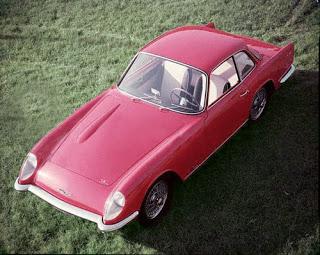 MICHELOTTI - TRIUMPH 2000 ITALIA COUPE - 1958