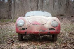 PORSCHE 356 Speedster 9
