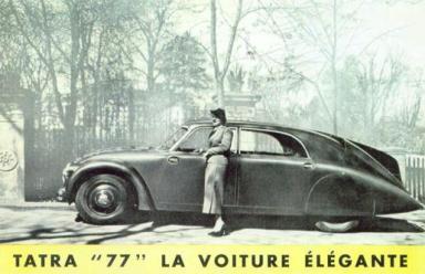 25- Tatra T77