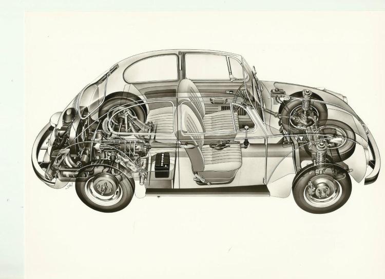 29- Volkswagen Type 1