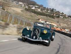 Citroen Traction Roadster 156 8