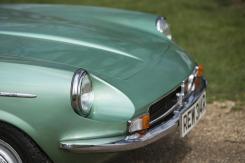 MGB Pininfarina FRONT