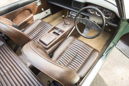 MGB Pininfarina Fraont seat