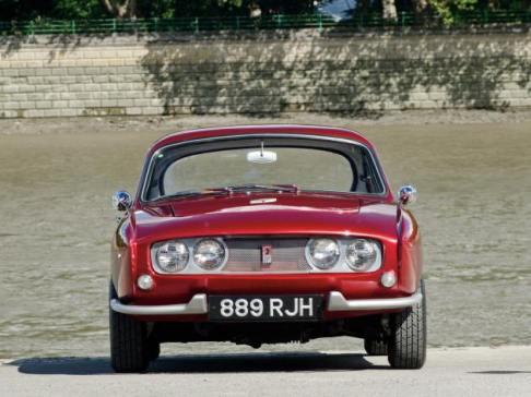 Ogle 1000 SX Front