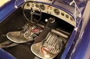 Sorrel Manning SR100 Roadster Intérieur