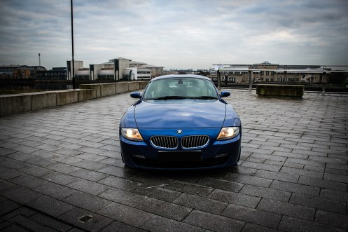 BMW Z4 COUPE FACE