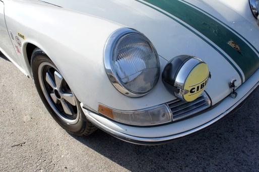 Porsche 912 Détails