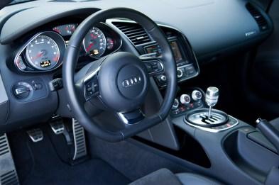 Audi R8 V8 Interieur