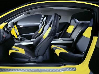 Mazda RX8 intérieur 2