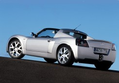 Opel Speedster Turbo 2