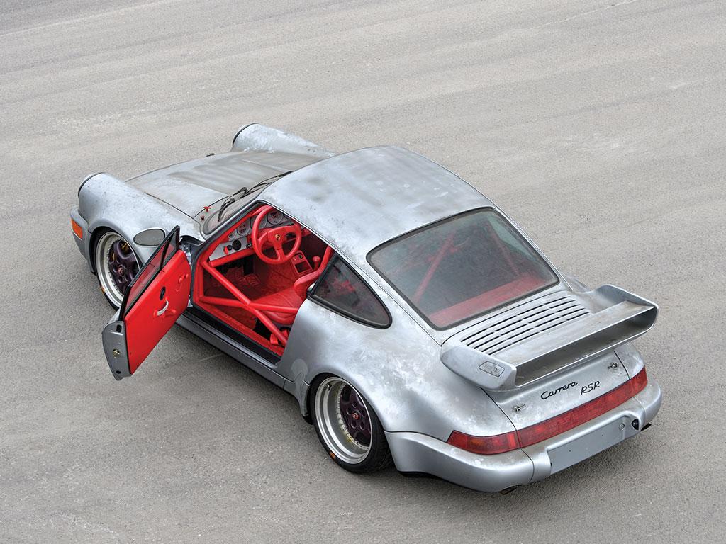 Porsche 911 CARRERA RSR EXT 8
