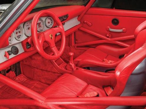 Porsche 911 CARRERA RSR INT
