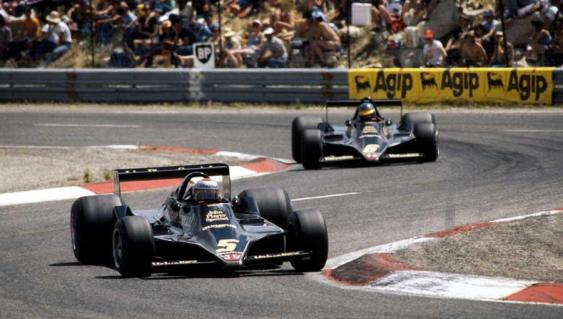 Doublé au circuit Paul Ricard 1978