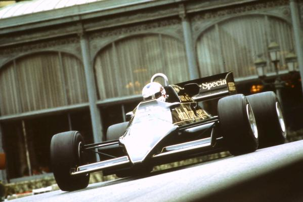 Mansell Active Suspension