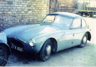 TVR SPORTS SALOON 1954 2
