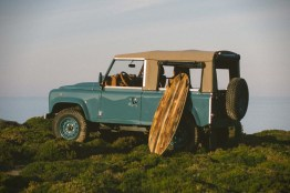 Land Rover Surf Car