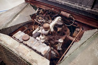 Land Rover S1 ENGINE