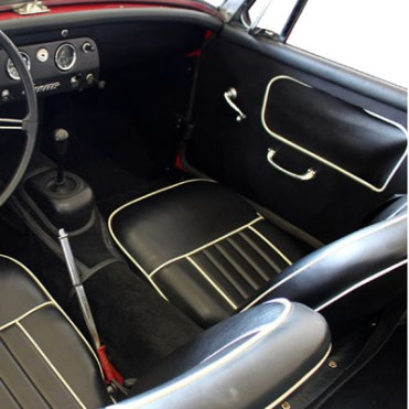 Panel kit MKIV 1967 noir blanc