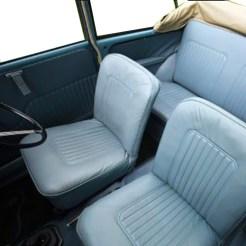 Garniture 2p 64 71 bleu