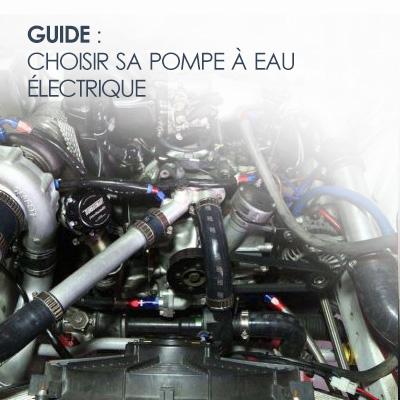 guide pompe à eau electrique