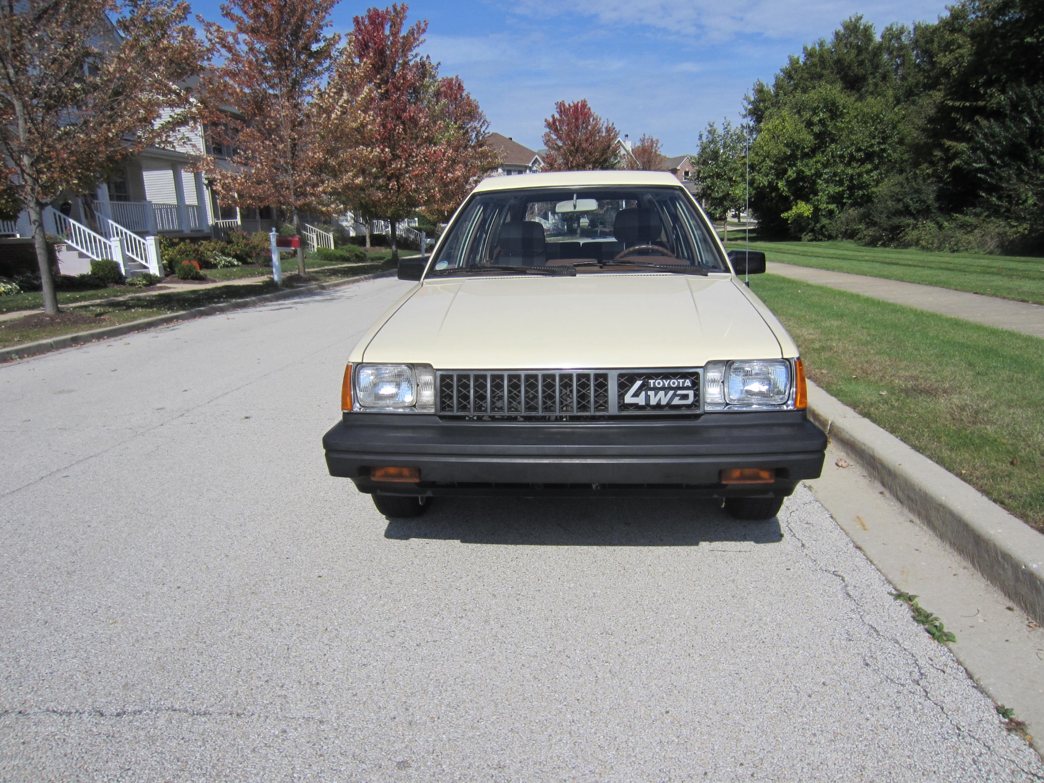 Nowhere Car Toyota Tercel