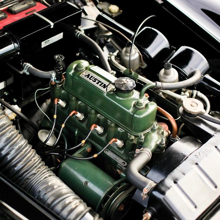 Carburateur SU pour Austin Healey Sprite MK2 61-62
