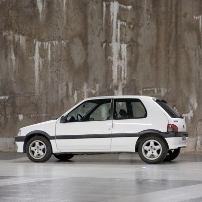 Location Youngtimer Peugeot 106 XSI