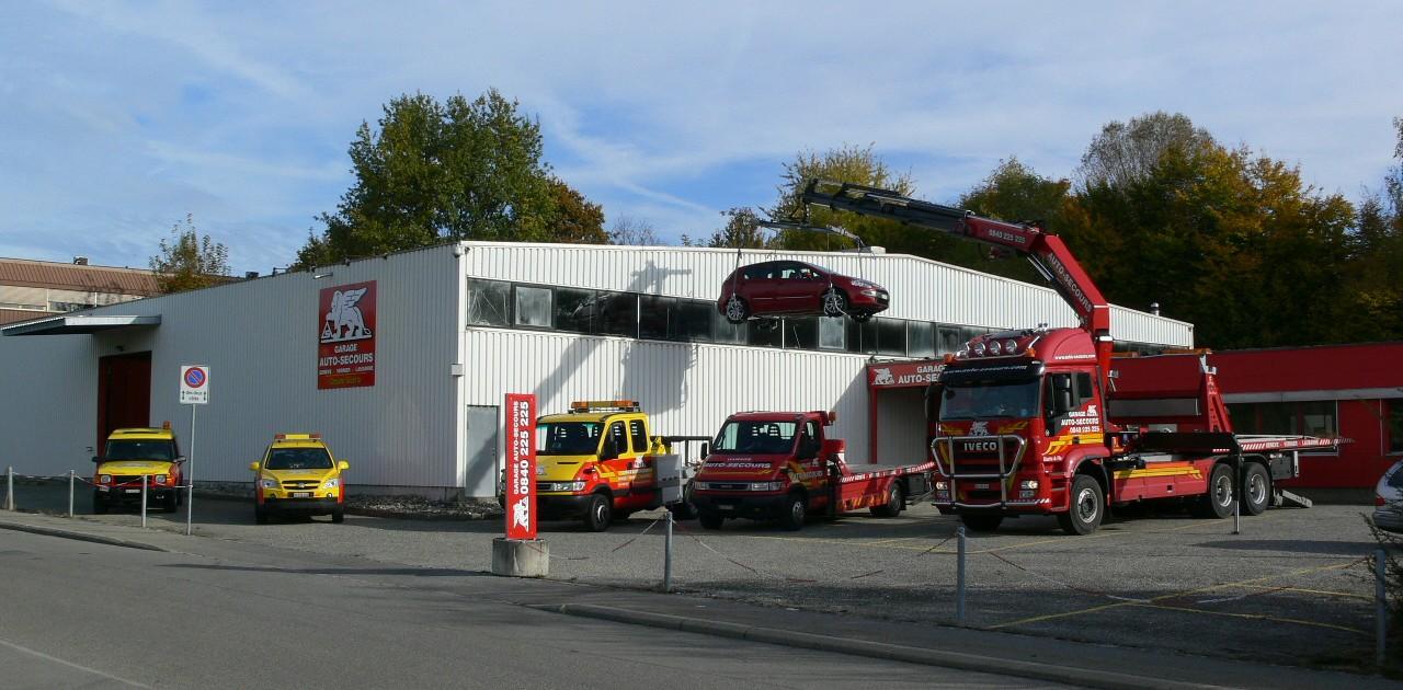 Auto Secours Lausanne Auto Secours