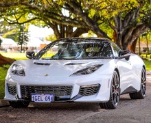 Lotus Evora for sale in Perth