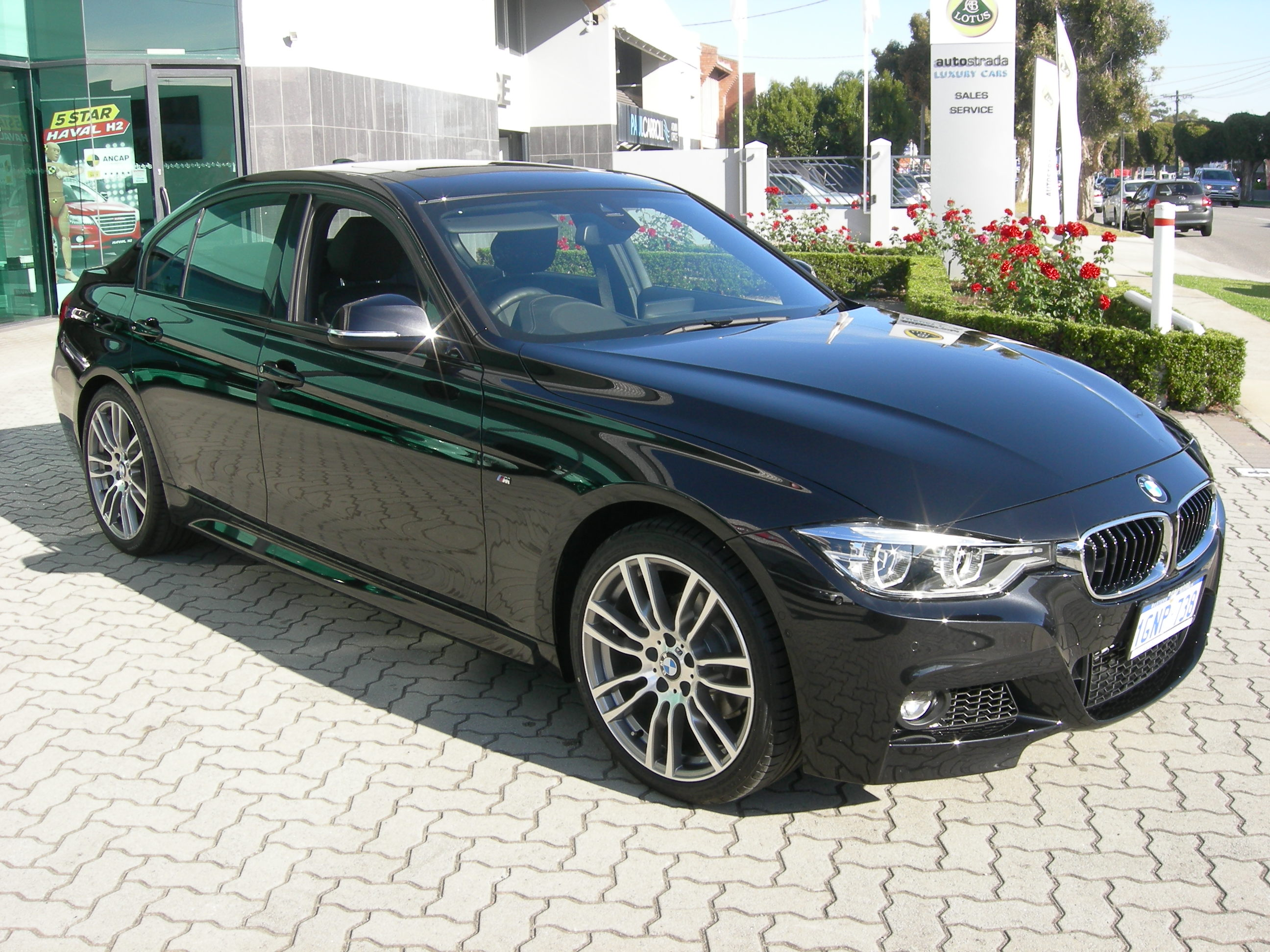 BMW 318i M Sport for sale Perth