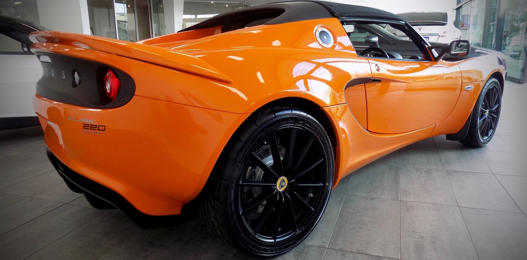 Lotus Elise Sport 220 for Sale in Perth