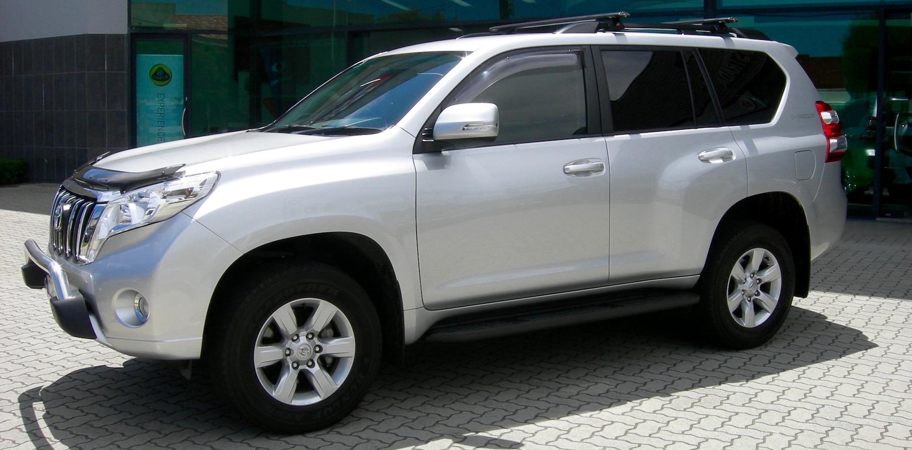 Toyota Prado for sale in Perth