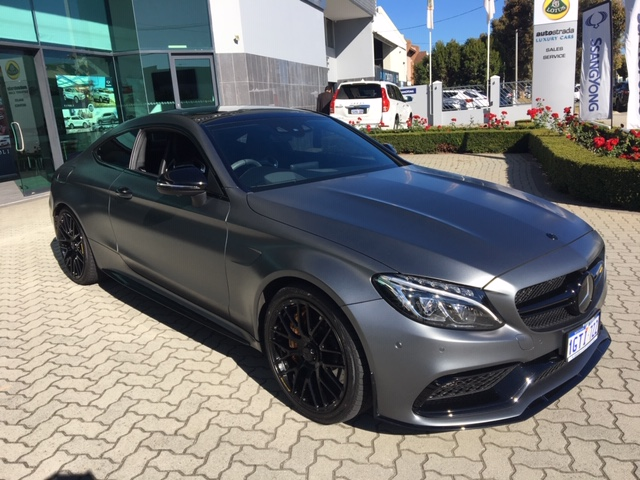 Mercedes Benz C63 205 for sale in Perth