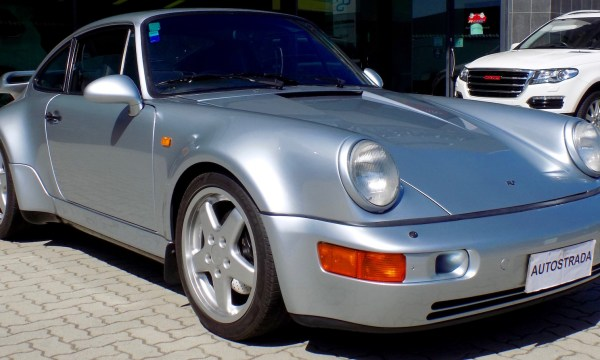 Porsche 964 RUF BTR4 for sale