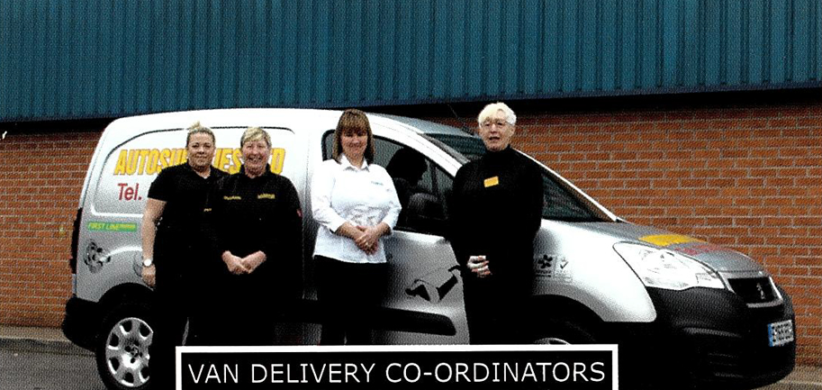 AutoSupplies - Van Delivery Coordinators